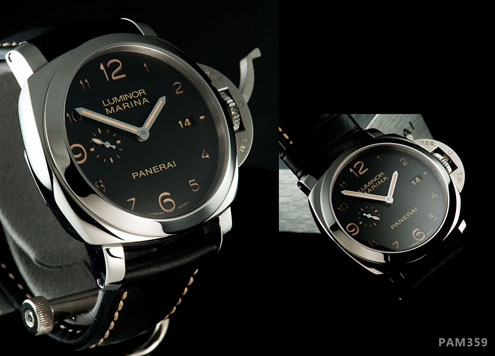 PAM359 Luminor Marina 1950 3 days automatic