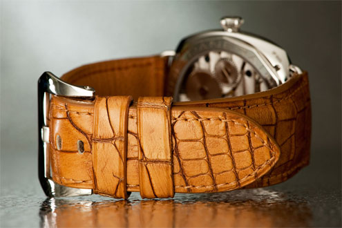 PAM249 with ABP special tannings alligator strap