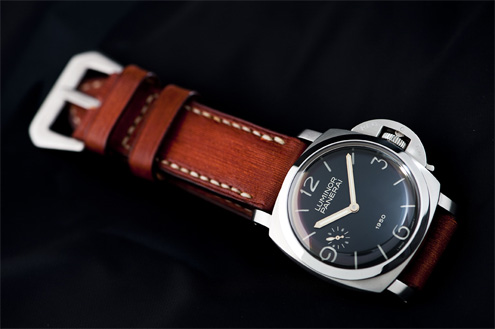 David Lane Design British bridle strap on PAM127 aka Fiddy