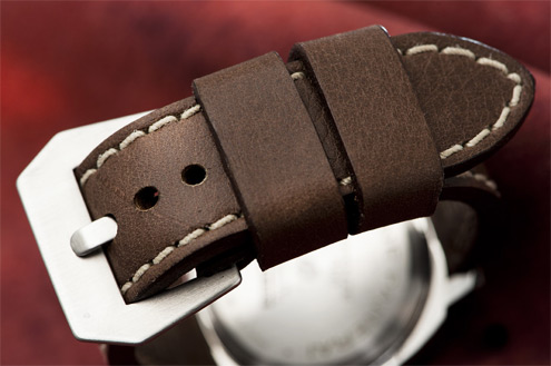 Vintager straps by Micah, Clipper