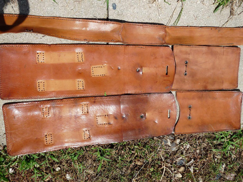 French ammo pouch from Septimus straps