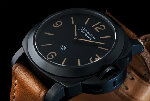 Panerai PAM360 close up