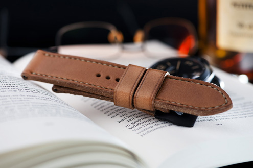 Septimus straps for Panerai