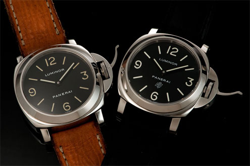 Panerai PAM2A and PAM0K base