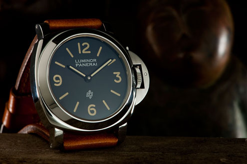 Pre vendome Panerai 5218-201/A - The Logo