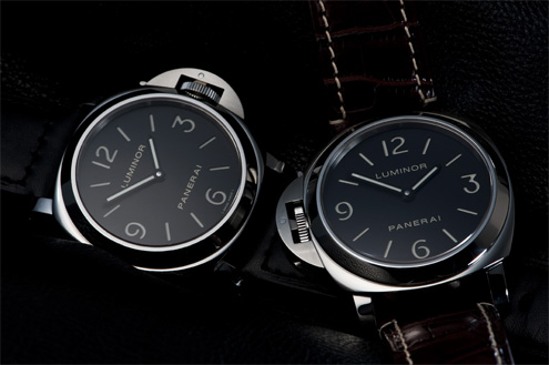 Panerai PAM219 and PAM112