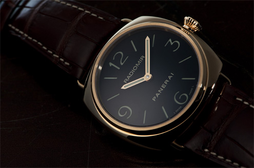 Panerai PAM231 case back