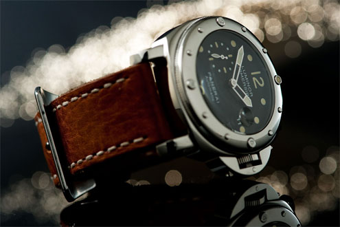 Panerai 24A Submersible t-dial