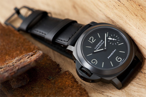 Panerai PAM26 Luminor Marina Left Handed Destro