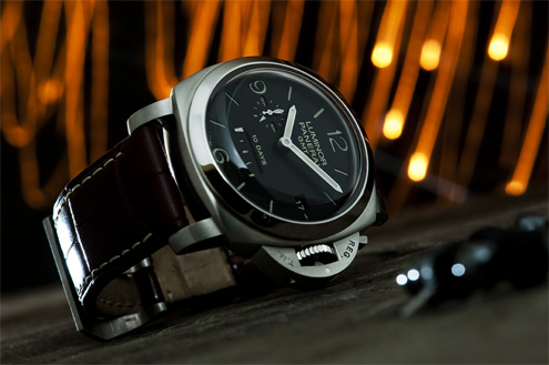 Panerai PAM270 Luminor 1950 10 Days GMT