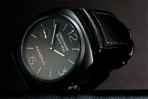 PAM292 Radiomir Black Seal