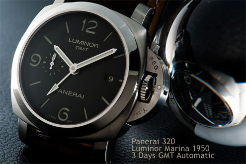 PAM320 Luminor Marina 1950 3 Days GMT