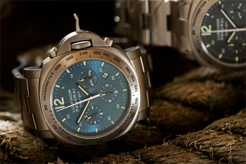 Panerai PAM327 Chrono Daylight