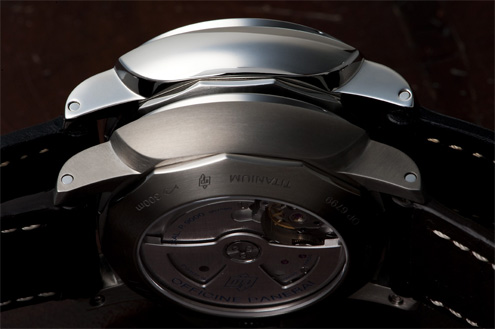 Panerai PAM351 and PAM359 cases