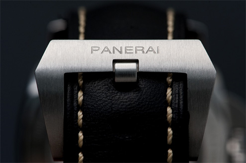 Panerai PAM359 brushed buckle