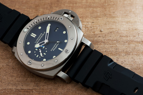Panerai PAM371 Luminor Submersible 1950 Regatta