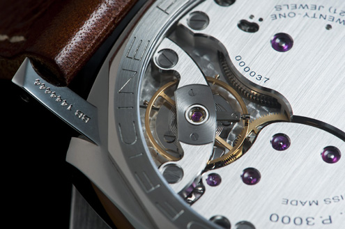 The PAM372 has the new P.3000 in-house movement