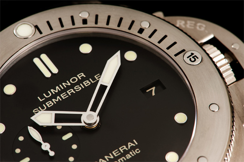 PAM305 Luminor 1950 submersible