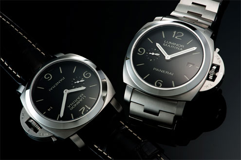 Panerai PAM312 and Panerai PAM328