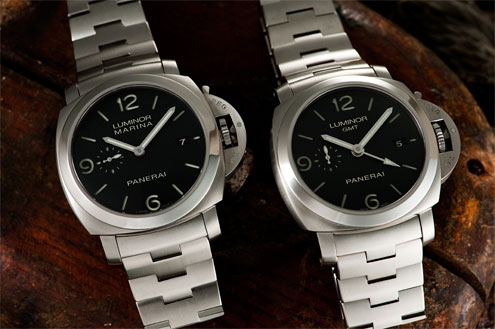Panerai PAM328 and Panerai PAM329