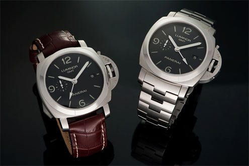 Panerai PAM320 and Panerai PAM329