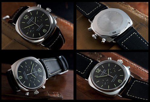 PAM369 Radiomir Chronograph 42mm