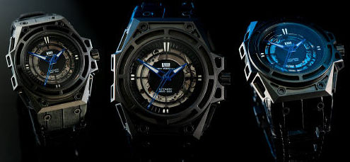 Linde Werdelin SpidoLite All Black - paneristipix.com