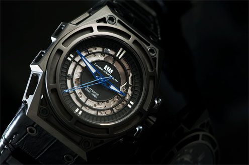 Linde Werdelin SpidoLite All Black